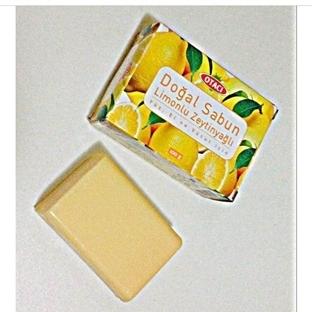 Otacı ~ Limonlu Zeytinyağlı Sabun