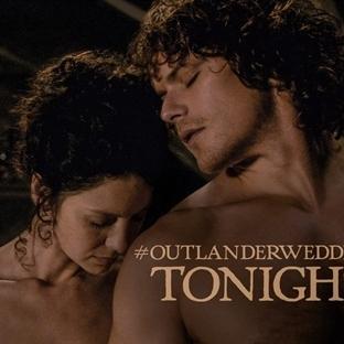 """Outlander'da Beklenen Bölüm """"The Wedding"""" Bu Akşam"""