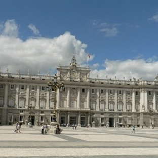 Palacio Real de Madrid Sarayı