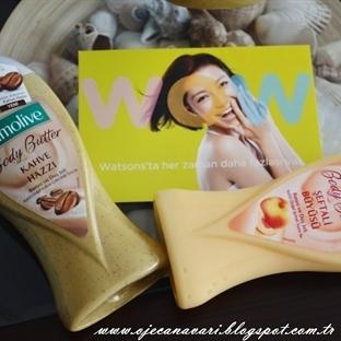 Palmolive Body Butter Kahve Hazzı-Şeftali Büyüsü