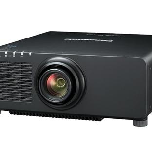 Panasonic'ten 6.500 lümenli lazer projektörü