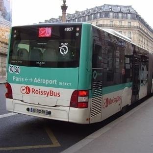 Paris'de ulaşım