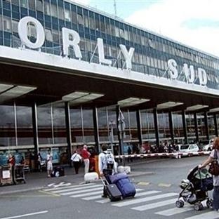 Paris orly Hava alanından Paris Şehir Merkezine Ul