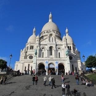 Paris Sacre Coeur Kilisesi