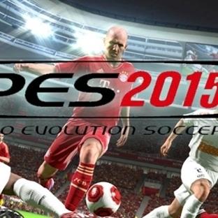 PES 2015 Demo İndirilebilir!