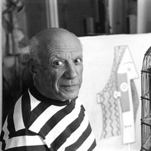 Picasso ve Başarı Dolu Öyküsü