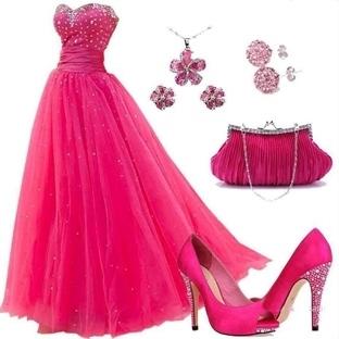 Prenses abiye elbise modelleri