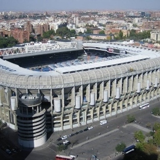 Real Madrid Stadyumu