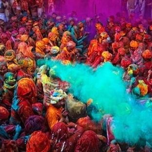 Renkler ve Bayramlar: Hindistan'da Festivaller