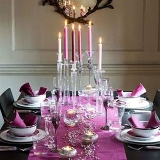 Renkli Yemek Odası Modelleri