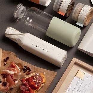 Restoranlar için Marka Kimlik Örneği