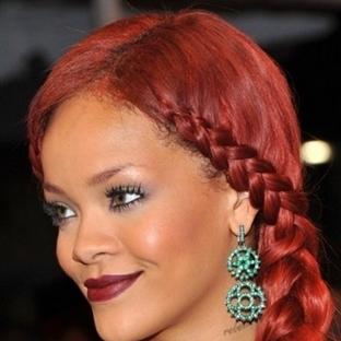 Rihanna'nın Saçlarında Büyük Değişimler