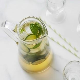 Salatalık Çayı ile Göbeğinizden Kurtulun !