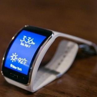 Samsung Gear S Bu Güz Geliyor!