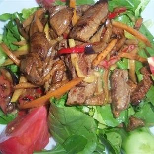 Sığır Eti Salatası