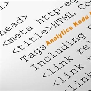 Sitenize Analytics Kodlarını Hala Eklemediniz Mi?