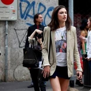 Sokak Modasından Ceketler