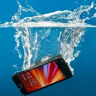 Suya Düşen Telefon Nasıl Kurtarılır