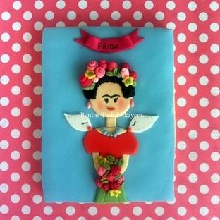 Tanıştırayım: Frida Kahlo