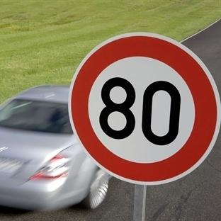 Tatilciler İçin: Avrupa'da Hız Limitleri