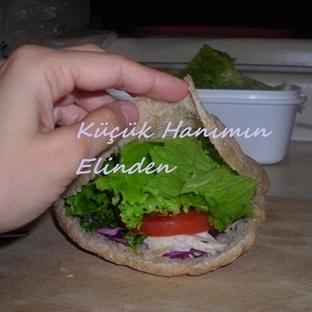 Tavada Sandviç Ekmeği