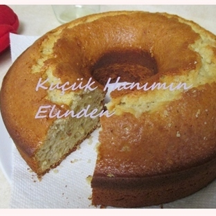 Taze Zencefilli Kek