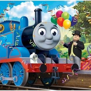 Thomas ve Arkadaşları Tren Seti Alırken