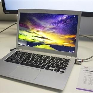 Toshiba Chromebook 2 Satışta