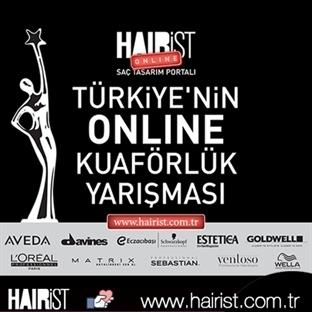Türkiye'nin İlk Dijital Kuaförlük Yarışması