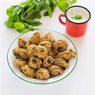 Tuzlu Yulaf kurabiyeleri