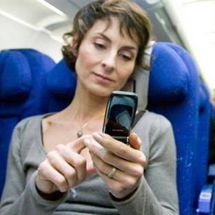 Uçuşlarda Telefonlara Özgürlük