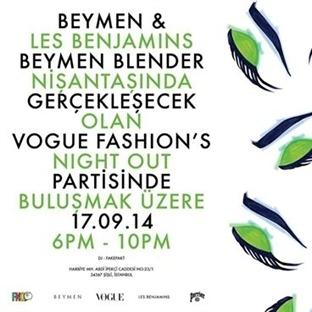 Vogue Fashion Night Out Akşamı Yapmanız Gerekenler