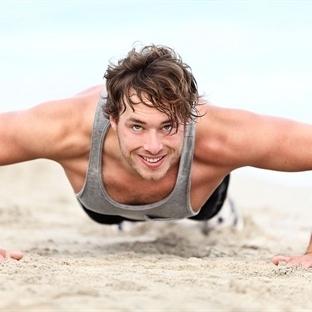 Vücut sıkılaştırıcı antrenman