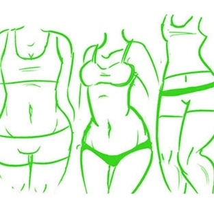 Vücut tipinize göre giyinin