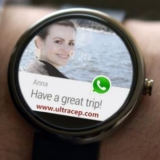 WhatsApp Artık Akıllı Saatler ile Çalışabiliyor