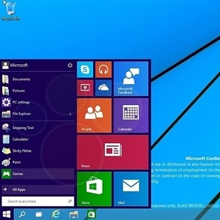 Windows 9 Video İle Ortaya Çıktı