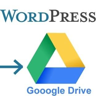 WordPress Siteyi Otomatik GoogleDrive'a Yedeklemek
