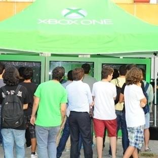 Xbox One Türkiye'de Satışa Çıktı
