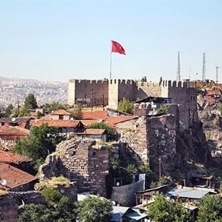Yaralı Ankara Kalesi