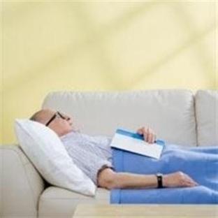 Yaşlandıkça uyku azalmıyor