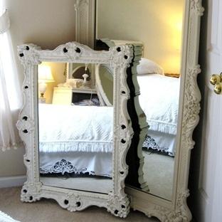 Yatak Odaları İçin Muhteşem Aynalar