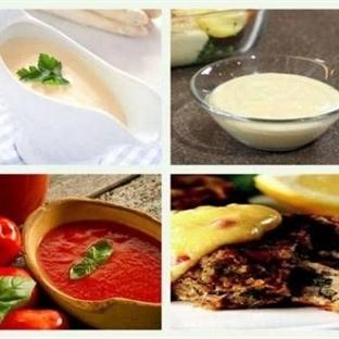 Yemekler İçin Hazırladığınız Soslar Zararlı Mı?