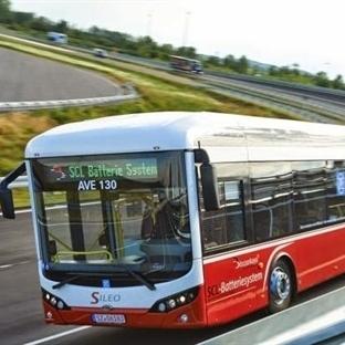 Yerli ve elektrikli otobüs