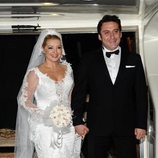 Zahide Yetiş ile Cem Arısoy'un Düğün Fotoğrafları