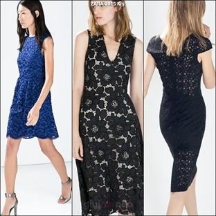 ZARA 2015 Kış Koleksiyonu ve ZARA Kış Elbiseleri