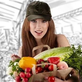 Zayıflamak için sebze meyve diyeti