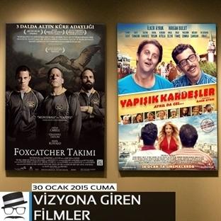 30 Ocak 2015 Cuma Vizyona Giren Filmler