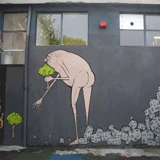 ABVH ile Hareketli Sokak Sanatı Gifleri