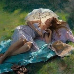 Akdenizli güzel kadınlar ve puzzle'ları