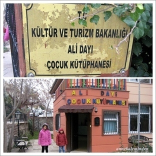 Ali Dayı Çocuk Kütüphanesi